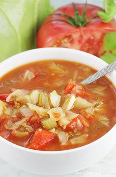 Soup Recipes, Diet Recipes, Cooking Recipes, Healthy Recipes, Fast Dinners, Food Decoration, Ketogenic Recipes, Soups And Stews, Food Hacks