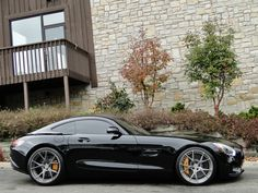 Mercedes-AMG GT S  A more current LOON whip.