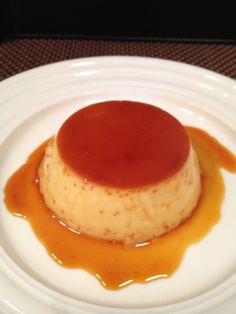 The Chef in Me: Coconut Caramel Flan