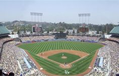 Dodger Stadium - history, photos and more of the Los Angeles Dodgers ballpark