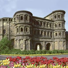 Trier, Germany another one of my tours I did when I lived in Germany