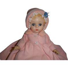 "Vintage 1950s Boxed All Original Alexander ""Little Genius"" Doll!"