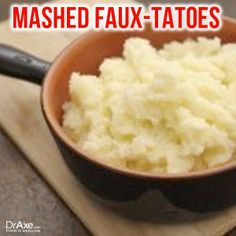 Roasted Fennel Mashed Faux-tatoes Recipes — Dishmaps