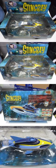 Gerry Anderson Shows 165948: Product Enterprise Stingray Diecast W.A.S.P. Gerry Anderson -> BUY IT NOW ONLY: $199.99 on eBay!
