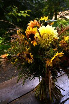 organic flowers and worshops vomhuegel.at