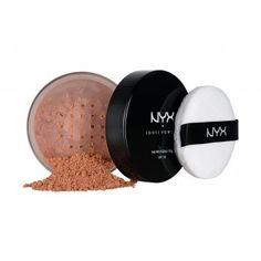 NYX Loose Mineral Face Powder - Goddess Shimmer   £10.00 (FREE UK Delivery)  http://www.123hairandbeauty.co.uk/beauty-products-c5/face-c22/nyx-loose-mineral-face-powder-ivory-p1020
