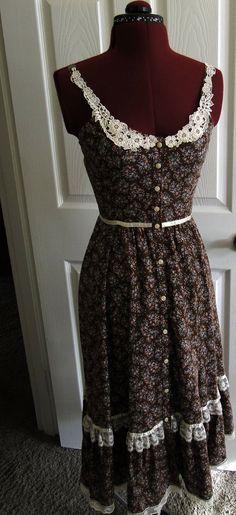 great 70's dress