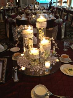Captain Table | Wedding Reception Decor | Pinterest | Blog, Wedding ...
