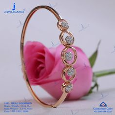 Get In Touch With us on Diamond Necklace Simple, Diamond Bracelets, Diamond Jewelry, Bangle Bracelets, Gold Jewelry, Jewelery, Diamond Rings, Gold Rings, Gold Bangles Design