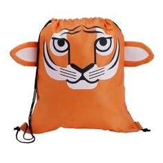 Tiger Mascot Backpacks from http://www.schoolspiritstore.com/
