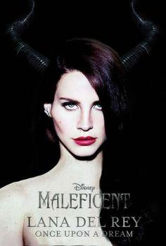 Lana Del Rey #LDR #Maleficent