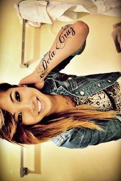 Amazing Girl Tattoos Tumblr | Cute girls with tattoos2697