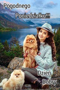 Good Morning Funny, Morning Humor, Crochet Hats, Teddy Bear, Animals, Polish, Knitting Hats, Animales, Animaux
