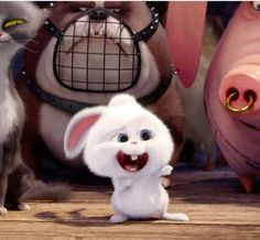 Find GIFs with the latest and newest hashtags! Search, discover and share your favorite Snow Ball The Secret Life Of Pets GIFs. The best GIFs are on GIPHY. Cute Bunny Cartoon, Cute Cartoon Pictures, Cute Love Pictures, Cartoon Pics, Cute Images, Cute Cartoon Wallpapers, Funny Iphone Wallpaper, Cute Disney Wallpaper, Snowball Rabbit