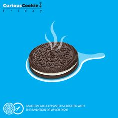 Oreos: A yummy treat that can be eaten in 30 secs or less #Friday #CuriousCookie