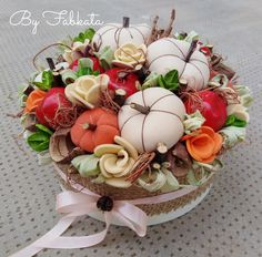 Fall Diy, Diy And Crafts, Thanksgiving, Felt, Wreaths, Holidays, Table Decorations, Christmas, Decorations