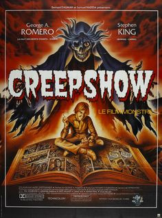 #Movies #Movie #Review Creepshow III - Review: Co-directors Ana Clavell and James Glenn Dudelson bring us Creepshow 3 (2006). This horror…