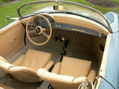 Porsche 356 Speedster 1600S - 1956