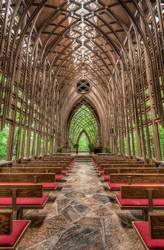 Mildred Cooper Memorial Chapel in Bella Vista >>>Absolutely Stunning