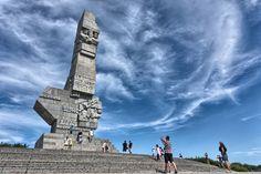 Westerplatte Monument, Poland