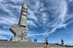 Westerplatte Monument, Poland