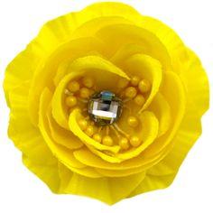 Yellow Belle Flower Hair Clip Flower Hair Clips, Flowers In Hair, Baby Bee Costume, Create Your Own, Stud Earrings, Stud Earring, Earring Studs