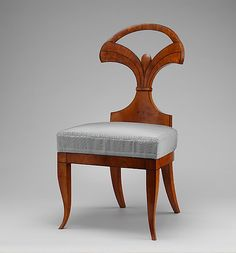 Biedermeier Side Chair,Circle of Josef Danhauser, 1815-1820, Vienna