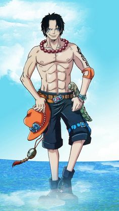 Anime Echii, Anime Guys, Ace Sabo Luffy, Hot Guys, One Piece Ace, The Pirate King, Black Panther Marvel, Fanart, Nico Robin