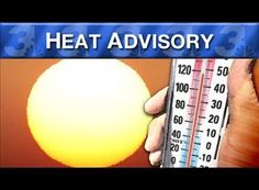 Tuesday, July 17th, 2012 edition of the Cleveland Weather Examiner is available on Examiner.com.  We have a Heat Advisory in effect from the National Weather Service for most of Greater Cleveland and Northeastern Ohio.  Some of the counties to the West are under Excessive Heat Warnings.  How long will the heat last?  Check out today's column, detailed slideshow forecast explaining the weather in details, and  Cleveland Weather Examiner Has You Covered!