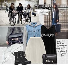 """Pack and Go: New York City"" by bklana on Polyvore"