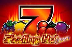 Sizzling Hot Deluxe is een goede keuze als je van klassieke gokkasten houdt. Deze is een uitstekende klassieke video gokkast van Novomatic die je zeker leuk zal vinden! Geniet van Bonus symbolen en Scatter symbolen. Speel deze speelautomaat voor echt geld om te winnen!