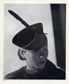 This section Caroline Reboux contains 88 image files and original prints - Fashion, Millinery, Caroline Reboux. Suzy, Caroline Reboux, British Hats, 1930s Hats, Vintage Headpiece, Magazine Mode, Paris Mode, Current Fashion Trends, French Fashion Designers
