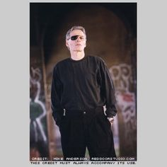 I discovered Andrew Vachss by accident some years ago.  He...writes about things I've been through.  He's someone who BELIEVES kids who've been abused, and fights on their behalf to bring their abusers to justice.  He supports his pro bono law practice by writing about a vigilante named Burke.