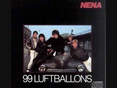 ▶ 99 Red Balloons (German Version) - YouTube