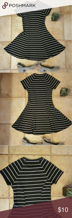 💲SALE 💲Cute ribbed circle dress cute dress in good condition Dresses