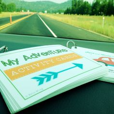 My Adventure: Travel and Learn Activity Pack great for summer vacation or to take on trips during the school year.