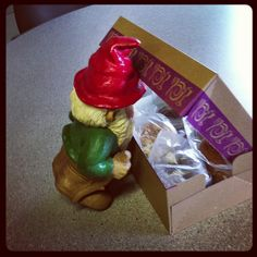 Donut day! #donutday #bloggnome #poe #funny #donuts