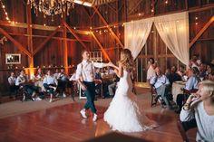 Bring Charm to the Farm: Classy Barn Wedding - Bride Blog - November-December 2013