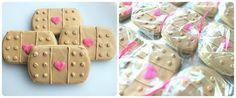 doc mcstuffin bandaid cookie