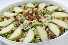 buca di Beppo Apple Gorgonzola Salad Tart Granny Smith apples, spiced ...