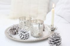 White and Shabby: WHITE CHRISTMAS