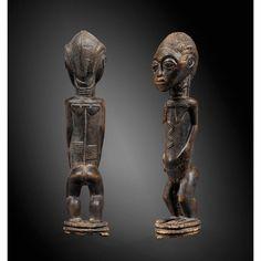 baulé très belle s ||| african & oceanic art ||| sotheby's pf7018lot3lf97en