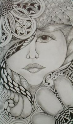 Zentangle_Inspired_Art: View Photo: Gift for a friend
