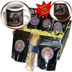 Sandy Mertens Vermont - South Main Street, St. Johnsbury, VT (Vintage) - Coffee Gift Baskets - Coffee Gift Basket (cgb_130830_1) -- Tried it! Love it! Click the image. : Gift Baskets