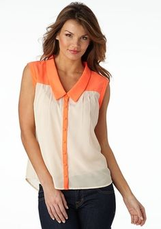 Kelsey Blouse in January 2013 from Alloy
