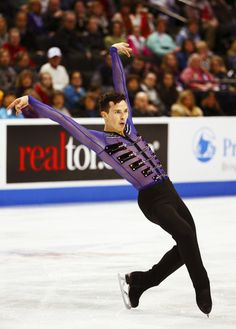 U.S. National Champion 2016 Adam Rippon
