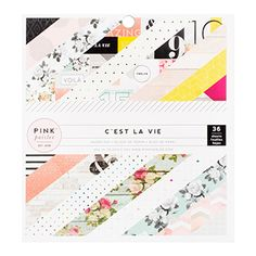 6x6 Patterned Paper Pad