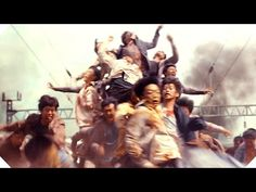 Train to Busan is a 2016 South Korean zombie apocalypse thriller film directed by Yeon Sang-ho and starring Gong Yoo and Jung Yu-mi! Zombies, Train To Busan Movie, Indian Movies, Action Movies, Movie Trailers, True Stories, Movies Online, Thriller, Movie Tv