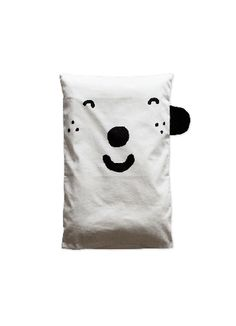 Happy/Sad Pillow - ACCESSORIES - Products : Fawn Shoppe - Global Boutique For Unique Children's Designs