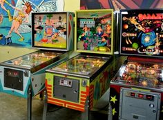 25-cents per play, and high score meant bragging rights